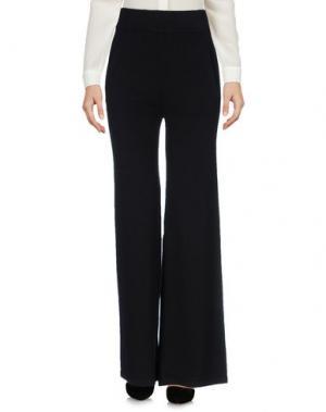 Повседневные брюки ORA. Цвет: черный