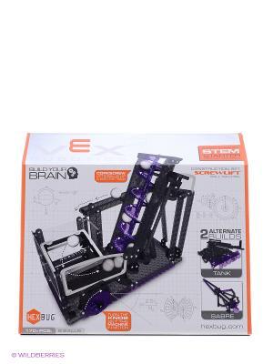 Конструктор VEX Screwlift Ball Machine HEXBUG. Цвет: сиреневый, черный