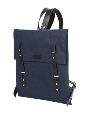 Рюкзаки и сумки на пояс MIANSAI. Цвет: темно-синий