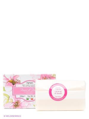 Высококачественное натуральное растительное мыло Iteritalia. Цвет: розовый