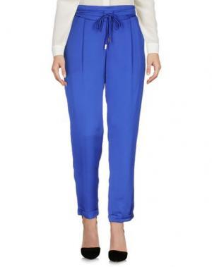Повседневные брюки HALE BOB. Цвет: синий