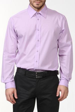 Рубашка REIKARTZ. Цвет: сиреневый