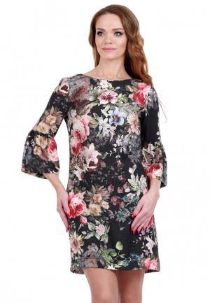 Платье Blauz. Цвет: черный