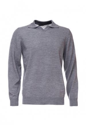 Пуловер Greg. Цвет: серый