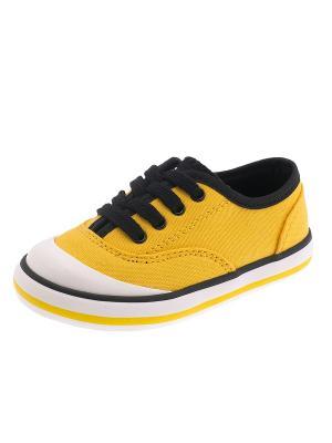 Кеды CHICCO. Цвет: желтый