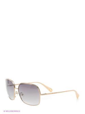 Солнцезащитные очки IS 11-200 01 Enni Marco. Цвет: бежевый