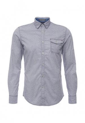 Рубашка Tony Backer. Цвет: разноцветный