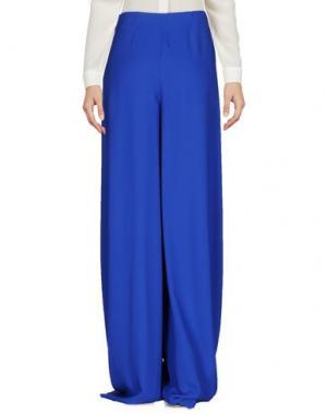 Повседневные брюки CAPUCCI. Цвет: синий