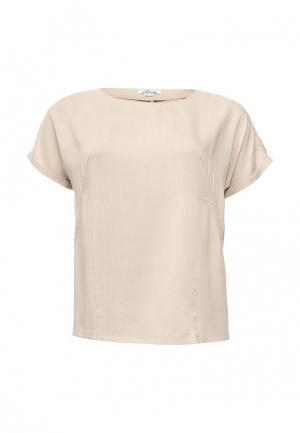 Блуза Silver String. Цвет: бежевый