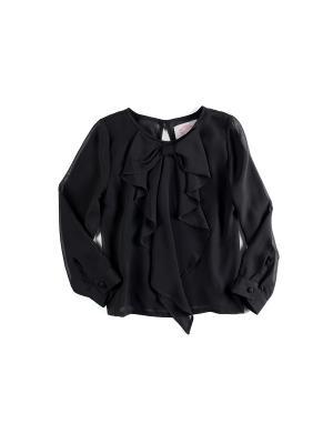 Блузка Appaman. Цвет: черный