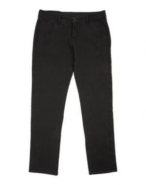 Повседневные брюки CIRCOLO 1901. Цвет: стальной серый