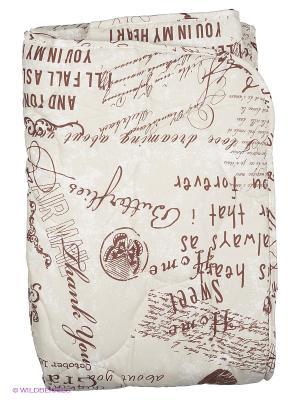 Одеяло Verossa. Цвет: бежевый, коричневый