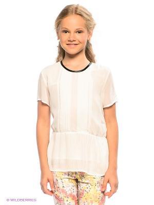 Блузка NAME IT. Цвет: белый