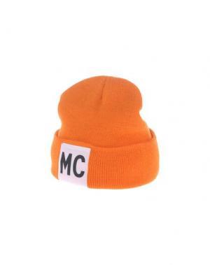 Головной убор MC MASTER OF CEREMONIES. Цвет: оранжевый