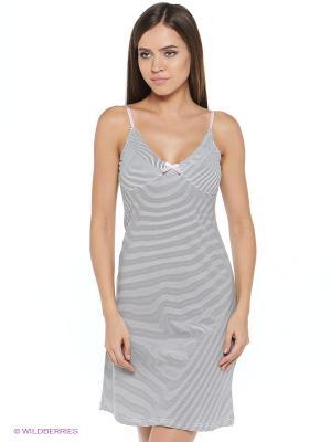 Сорочки SEVIM. Цвет: серый