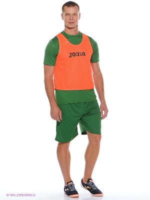 Накидка Тренировочная Team Joma. Цвет: оранжевый