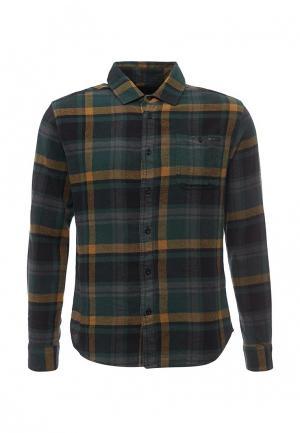 Рубашка Fresh. Цвет: зеленый