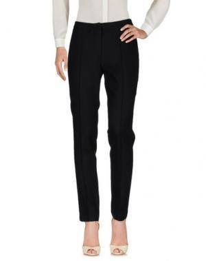 Повседневные брюки NATAN. Цвет: черный