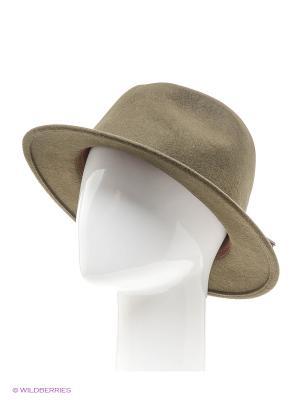 Шляпа Marini Silvano.. Цвет: зеленый