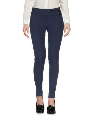 Повседневные брюки EUREKA. Цвет: темно-синий