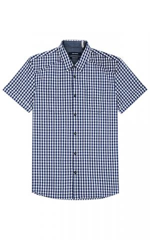 Мужская рубашка в клетку Jorg weber