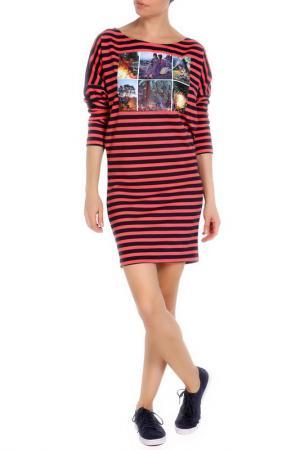 Платье Majaly. Цвет: мультицвет