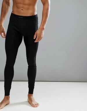 Craft Черные леггинсы Sportswear Active Extreme 2.0 1904497-9999. Цвет: черный