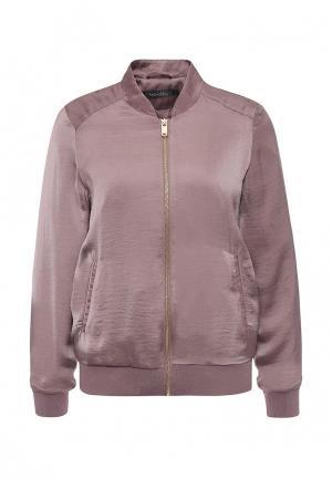 Куртка Bestia. Цвет: фиолетовый