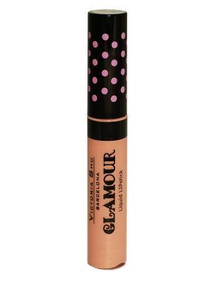 Жидкая губная помада GLAMOUR 305 Victoria Shu. Цвет: розовый