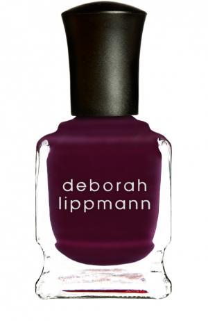 Лак для ногтей Miss Independent Deborah Lippmann. Цвет: бесцветный