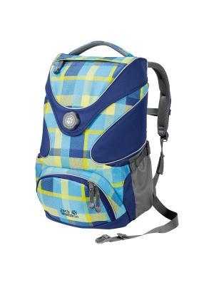 Рюкзак RAMSON TOP 20 PACK Jack Wolfskin. Цвет: синий, голубой