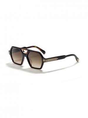 Солнцезащитные очки WA 506S 01 Will.i.am. Цвет: коричневый