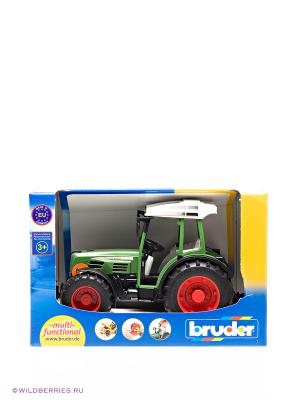 Трактор Fendt 209 S Bruder. Цвет: зеленый
