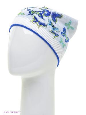 Шапка Totti. Цвет: белый, синий