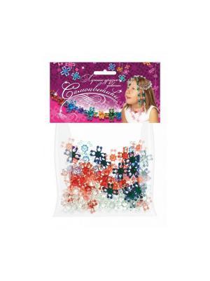 Набор для детского творчества: Самоцветики №2 БИПЛАНТ.. Цвет: красный