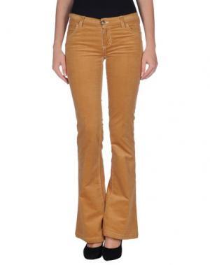 Повседневные брюки SHI 4. Цвет: коричневый