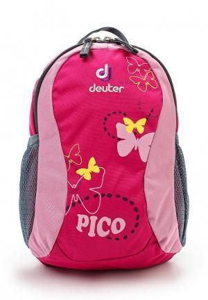 Рюкзак Deuter. Цвет: розовый
