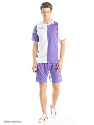 Комплект SET BICOLOR ASICS. Цвет: фиолетовый, белый