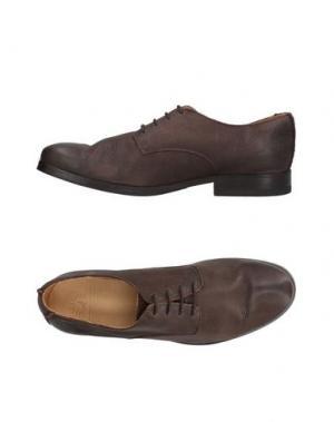 Обувь на шнурках ROKIN. Цвет: темно-коричневый