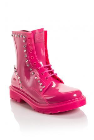 Резиновые сапоги AT-157229 Red Valentino. Цвет: розовый