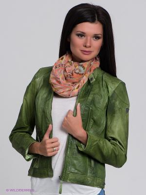 Куртка Francy 2 Mauritius. Цвет: зеленый
