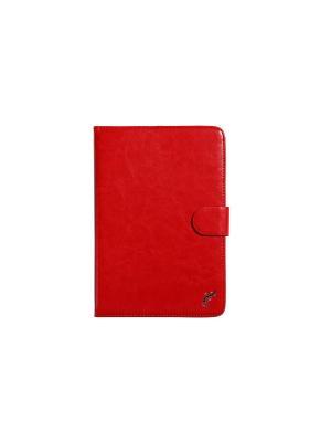 Универсальный чехол G-Case Business для 8 дюймов. Цвет: красный
