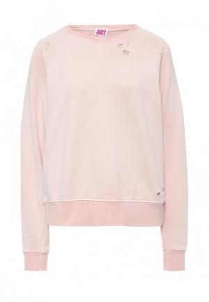 Свитшот Juicy by Couture. Цвет: розовый