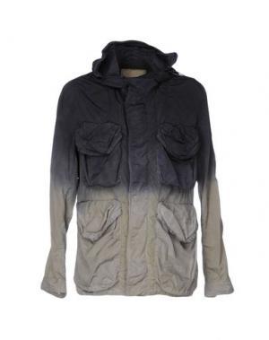 Куртка NEMEN. Цвет: темно-синий