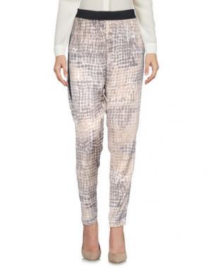 Повседневные брюки LORNA. Цвет: бежевый