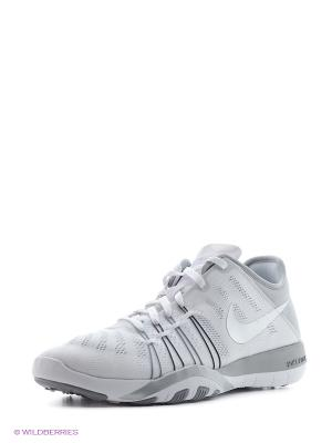Кроссовки WMNS NIKE FREE TR 6. Цвет: белый, серый