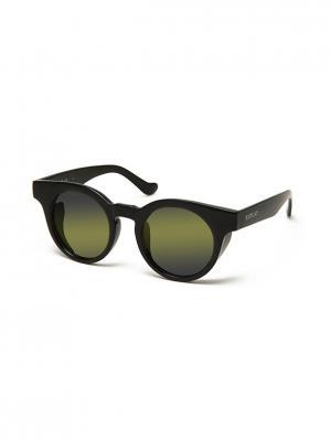 Очки солнцезащитные RY 583S 04 Replay. Цвет: черный