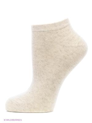 Носки Skinija. Цвет: бежевый