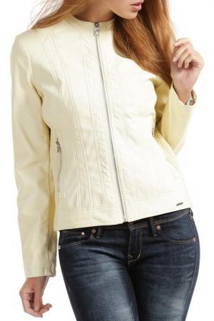 Куртка RINO & PELLE. Цвет: желтый