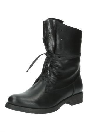 Ботинки COVER. Цвет: черный